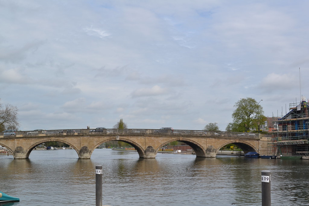 Henley-on-Thames to Marlow walk