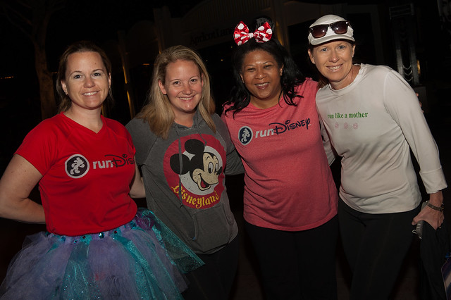 Disney Social Media Moms Conference - Run Disney 'Fun Run'