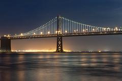 Bay Bridge Night Shots