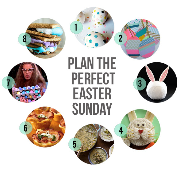 Plan the Perfect Easter Sunday // Little Gray Pixel