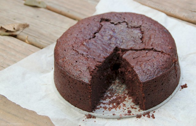 Chocolate Beetroot Cake 2