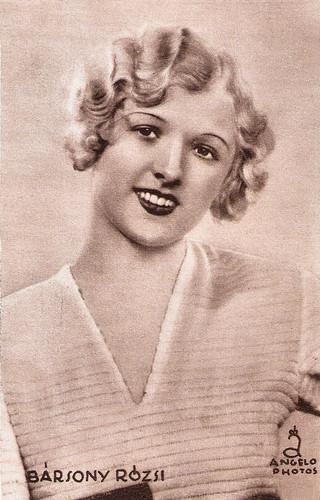 Rose Barsony