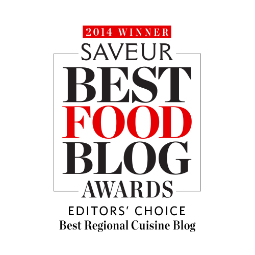 Saveur Best Food Blog Awards Editors' Choice Winner