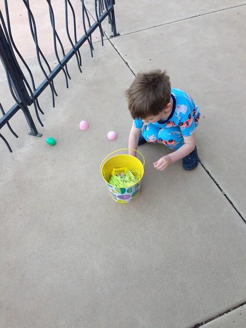 GJ Easter trip