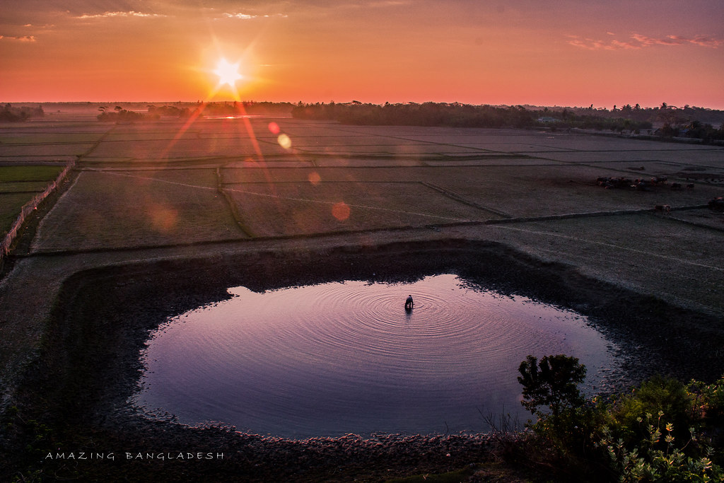 The land of beauty : Nijhum Dwip