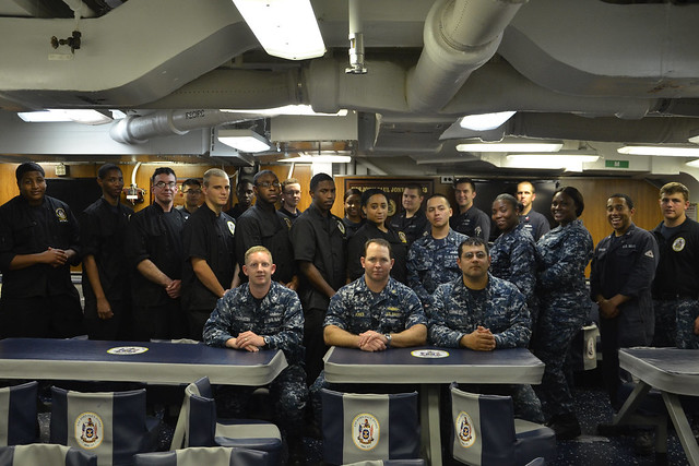 USS John Paul Jones Wins Ney Award