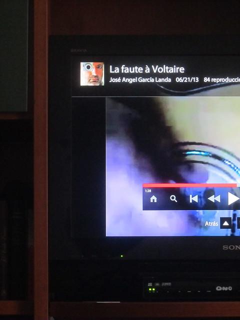 Cantando por la tele