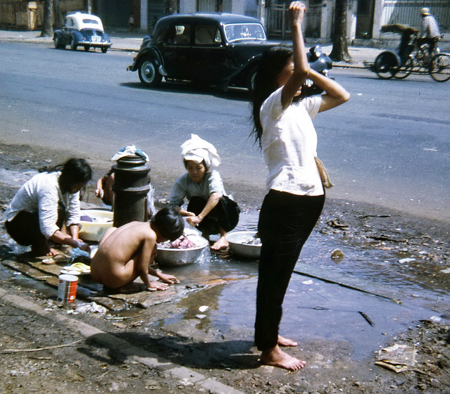 Around Saigon 1968