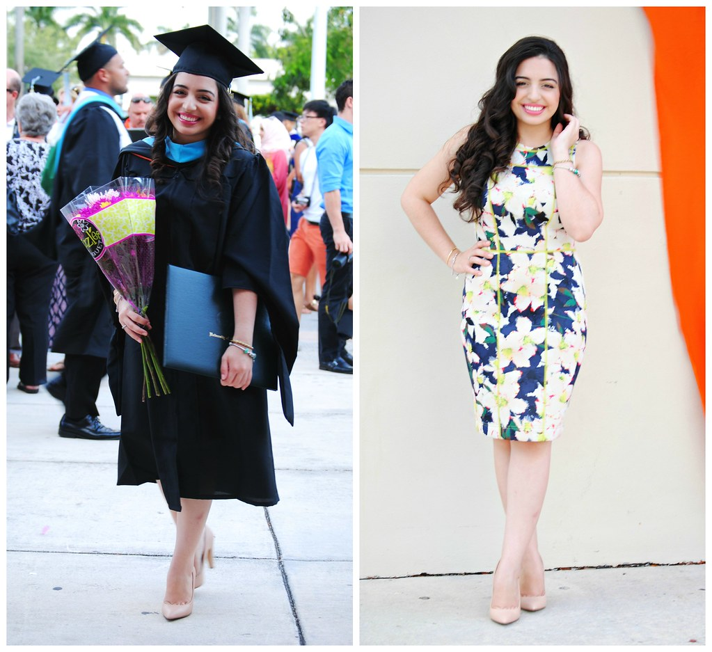 Earnestyle | Miami Style Blog by Nathy F.: Graduation Day Outfit!