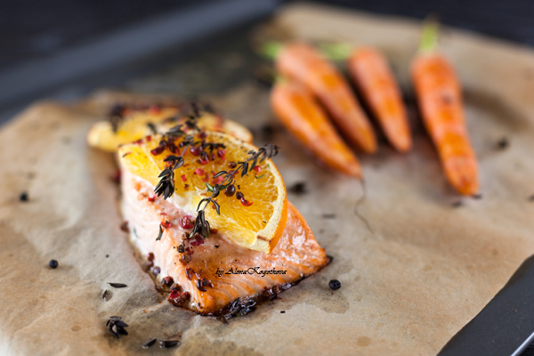 Roasted Salmon with Oranges-32