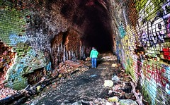 crozet tunnel trek