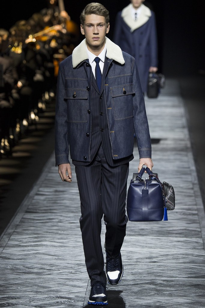 FW15 Paris Dior Homme023_Hugo Villanova(VOGUE)
