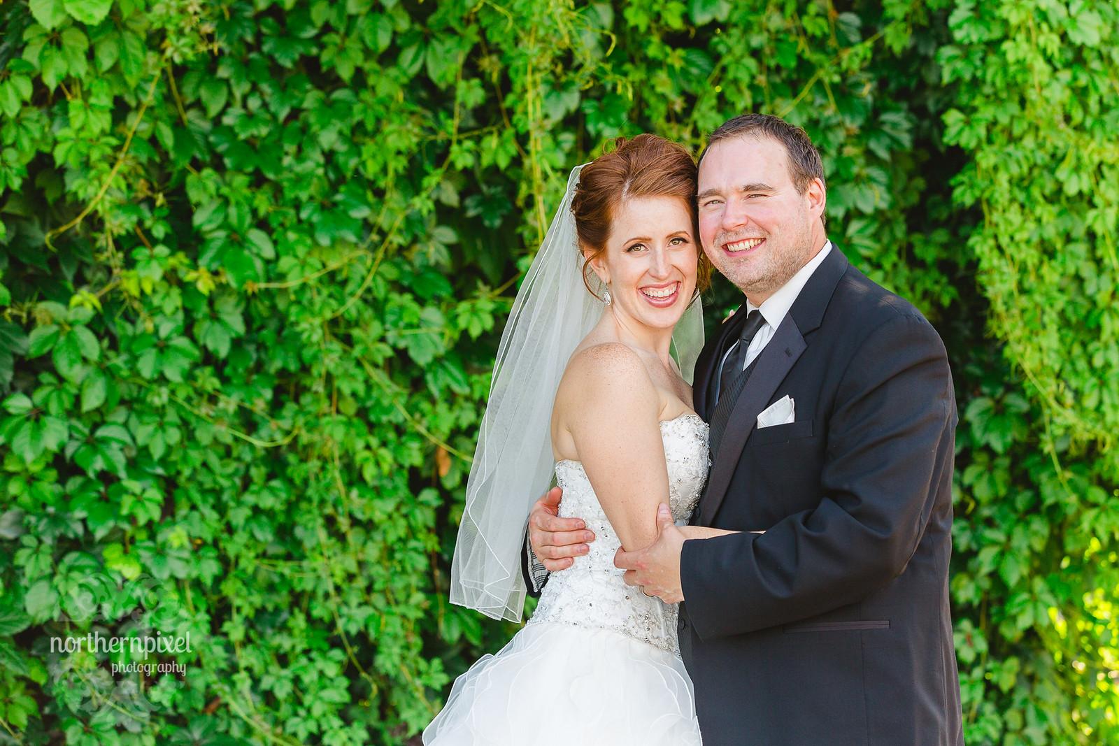 Kendra & Jarrett - Prince George BC Wedding Photographers