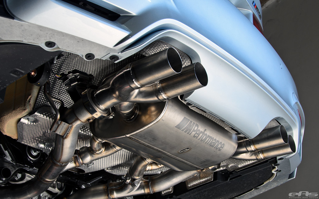 F8x M3 M4 M Performance Exhaust W Carbon Tips Weigh In