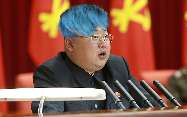 Five New Hairstyle Suggestions for Kim Jong-un - Alvinology