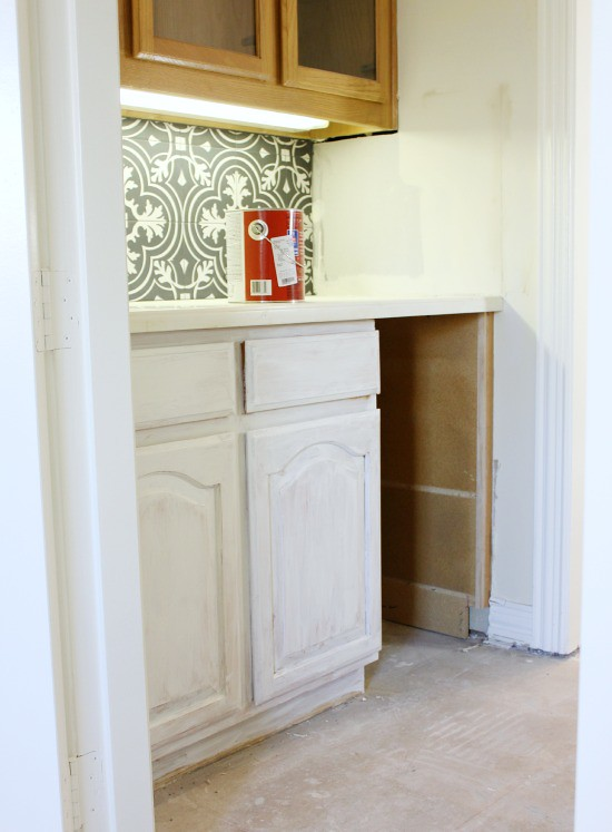 Hi Sugarplum | Kitchen Reno Progress