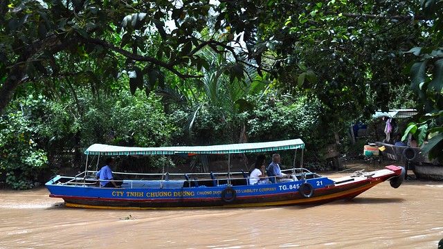 Day tour to the Mekong Delta, Vietnam | Flickr - Photo ...