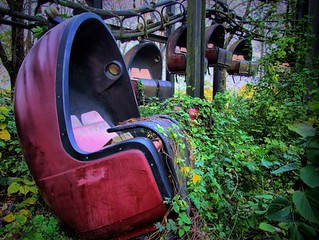 abandon amusement park
