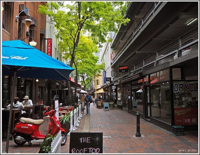 Restaurants Melbourne Near Collins Street