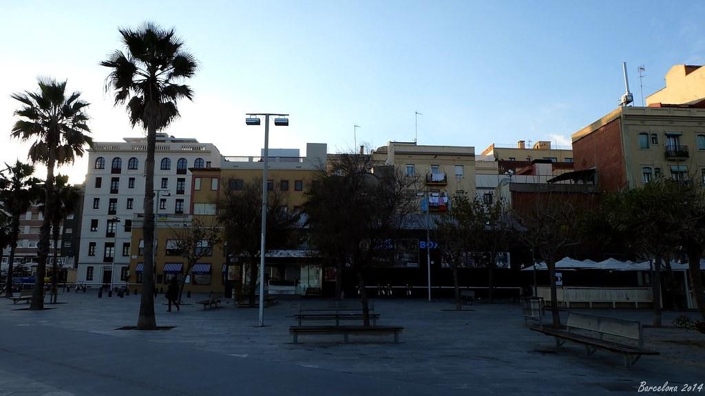 Barcelona day_4, Barceloneta