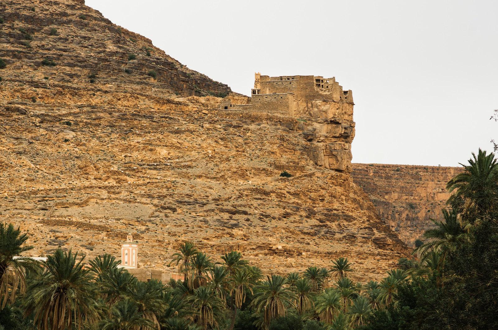 Trek sans guide au Maroc - 5 jours dans l'anti-Atlas - La civilisation