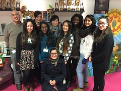 Nonsuch High School for Girls Visit