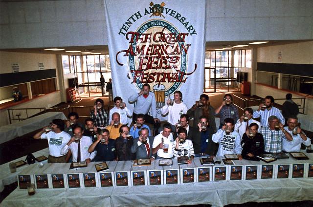 GABF Judges  1992