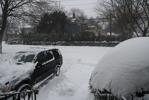 Snow Storm Juno 2015