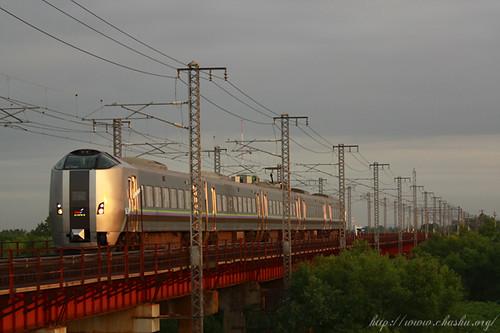 夕張川橋梁