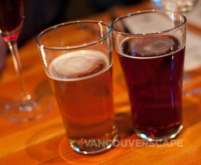 Yukon Brewing: Gold, Red