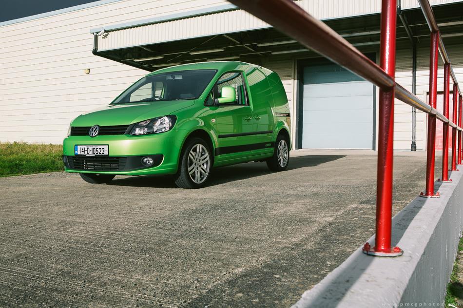 Volkswagen Caddy Sportline