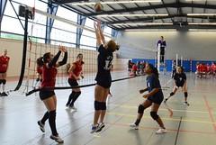 UAS Volley (- de 15 ans) 01 02 2015 2s