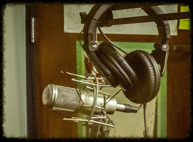 WPLS Microphone