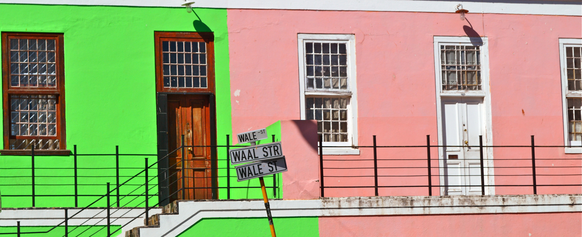 Cape Town streets