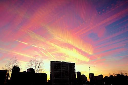 chicago sunrise timelapse starstax timestack