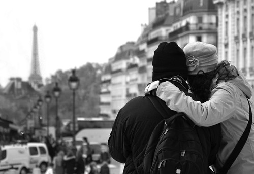 Happy Valentine's Day - Paris