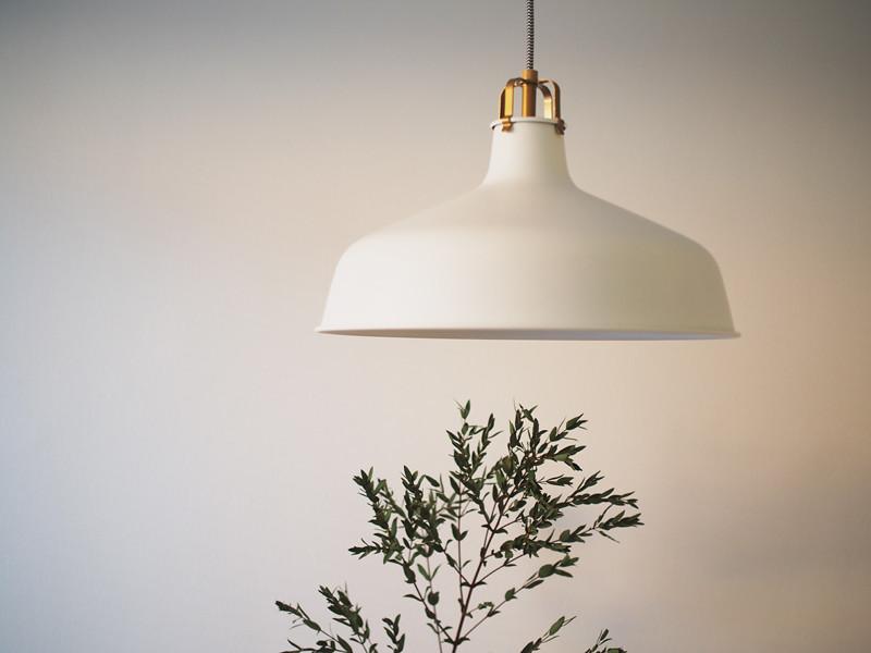 Minimalistinen keittiön lamppu  365 days with Ida