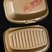 McDonald's - McRib Sandwich styrofoam food restaraunt packaging - circa 1980's by JasonLiebig