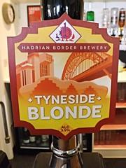Hadrian Border, Tyneside Blonde, England