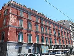 Ischitella palace in Naples (17th-19th century)