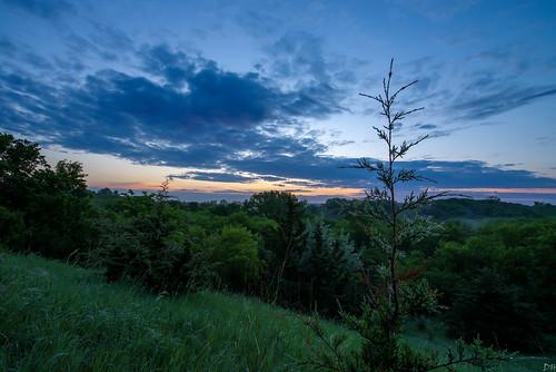 southdakota sunrise landscape us unitedstates harrisburg ninemilecreek