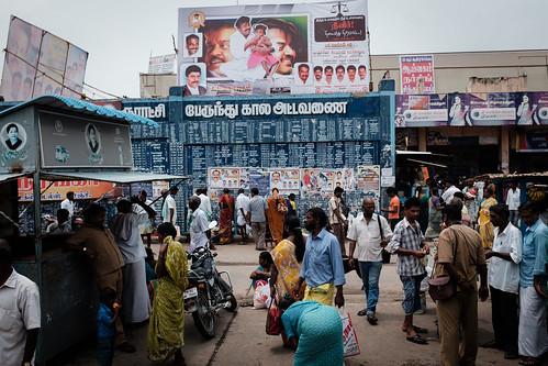 indien tamilnadu in villupuram