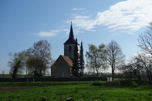 2016 Kunigundenweg/Friedhofskirche Hemmersheim