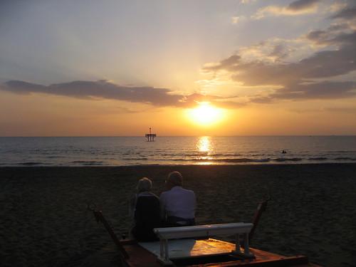 sea italy costa beach sunrise italia mare nuvola alba rimini cielo acqua calma spiaggia italie paesaggio emiliaromagna litorale bagnasciuga peppeservillo rivieraromagnola notterosa solisstringquartet