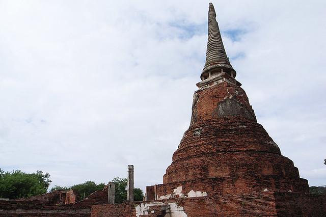 2007092007 - Ayutthaya(Wat Phra Mahathat)