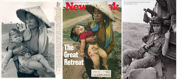 The Great Retreat - Newsweek, March 31, 1975 -  THE LAST RETREAT - Remembering Willie Vicoy