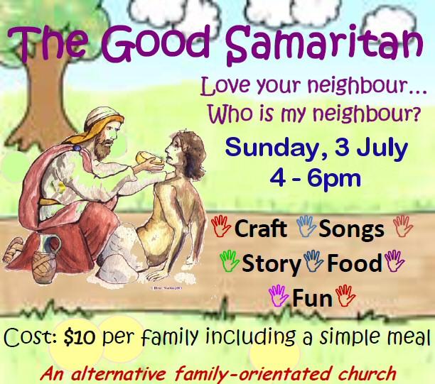 Messy Church: The Good Samaritan