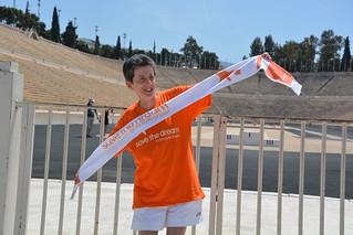 Rosa Mota - Save the Dream Ambassador