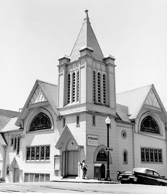 Chinese Southern Baptist Church, Clay and Hyde streets