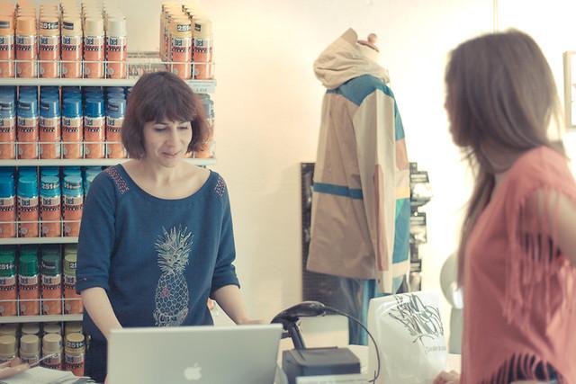 Collaboration Little Madi et Morgane Frimane pour South painters